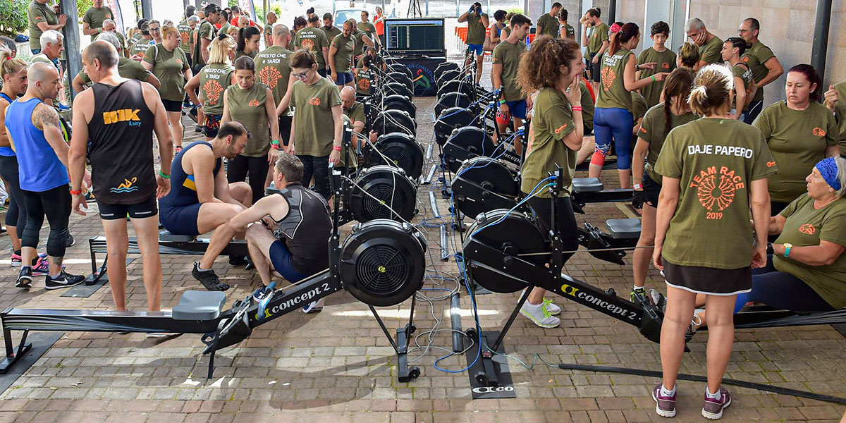Il group rowing